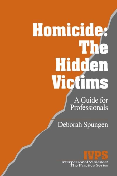 Cover of the book, Homicide:  The hidden victims.