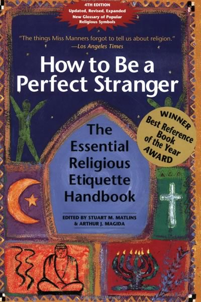 Cover of the book, How to be a Perfect Stranger